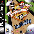 Animaniacs Ten Pin Alley - PS1 - Complete