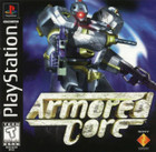 Armored Core - PS1 - Complete