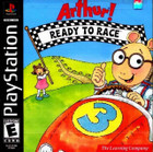 Arthur! Ready To Race - PS1 - Complete
