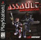 Assault: Retribution - PS1 - Complete