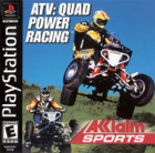 ATV: Quad Power Racing - PS1 - Complete
