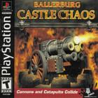 Ballerburg: Castle Chaos - PS1 - Complete