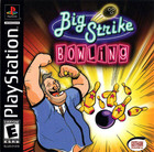 Big Strike Bowling - PS1 - Complete