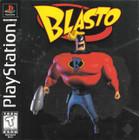 Blasto - PS1 - Complete