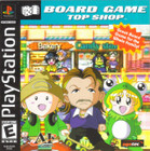 Board Game Top Shop - PS1 - Complete