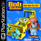 Bob the Builder: Can We Fix It? - PS1 - Complete