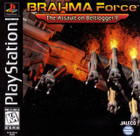 Brahma Force - PS1 - Complete