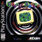 Bubble Bobble Also Featuring Rainbow Islands - PS1 - Complete