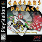 Caesars Palace - PS1 - Complete