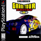 Car and Driver Presents: Grand Tour Racing '98 - PS1 - Complete