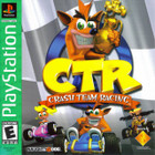 Crash Team Racing - PS1 - Complete - Greatest Hits