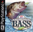 Championship Bass - PS1 - Complete