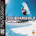 Cool Boarders 2 - PS1 - Complete