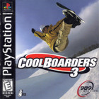 Cool Boarders 3 - PS1 - Complete