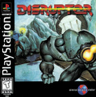 Disruptor - PS1 - Complete