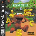 Elmo's Letter Adventure - PS1 - Complete