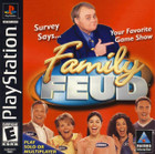 Family Fued - PS1 - Complete