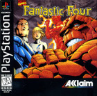 Fantastic Four - PS1 - Complete