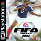 FIFA Soccer 2002 - PS1 - Complete