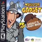 Inspector Gadget - PS1 - Complete