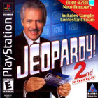 Jeopardy 2nd Edition - PS1 - Complete
