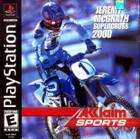 Jeremy McGrath Supercross 2000 - PS1 - Complete