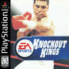 Knockout Kings - PS1 - Complete