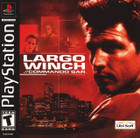 Largo Winch Commando Sar - PS1 - Complete