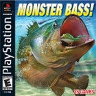Monster Bass - PS1 - Complete