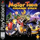 Motor Toon Grand Prix - PS1 - Complete