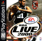 NBA Live 2000 - PS1 - Complete
