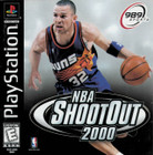 NBA ShootOut 2000 - PS1 - Complete