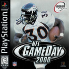NFL GameDay 2000 - PS1 - Complete