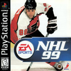 NHL 99 - PS1 - Complete