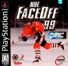NHL FaceOff 99 - PS1 - Complete