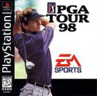 PGA Tour 98 - PS1 - Complete