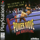 Power Move Pro Wrestling - PS1 - Complete