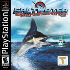Saltwater Sport Fishing - PS1 - Complete