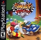 Smurf Racer! - PS1 - Complete