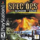 Spec Ops: Ranger Elite - PS1 - Complete