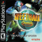Speedball 2100 - PS1 - Complete