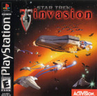 Star Trek Invasion - PS1 - Complete