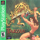 Tarzan - PS1 - Complete - Greatest Hits