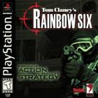 Tom Clancy's Rainbow Six - PS1 - Complete