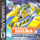 Tonka Space Station - PS1 - Complete