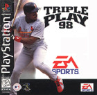 Triple Play 98 - PS1 - Complete - Greatest Hits