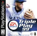 Triple Play 99 - PS1 - Complete