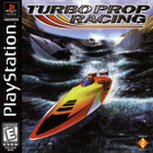 Turbo Prop Racing - PS1 - Complete