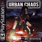 Urban Chaos - PS1 - Complete