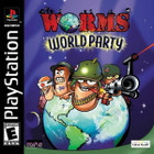 Worms World Party - PS1 - Complete